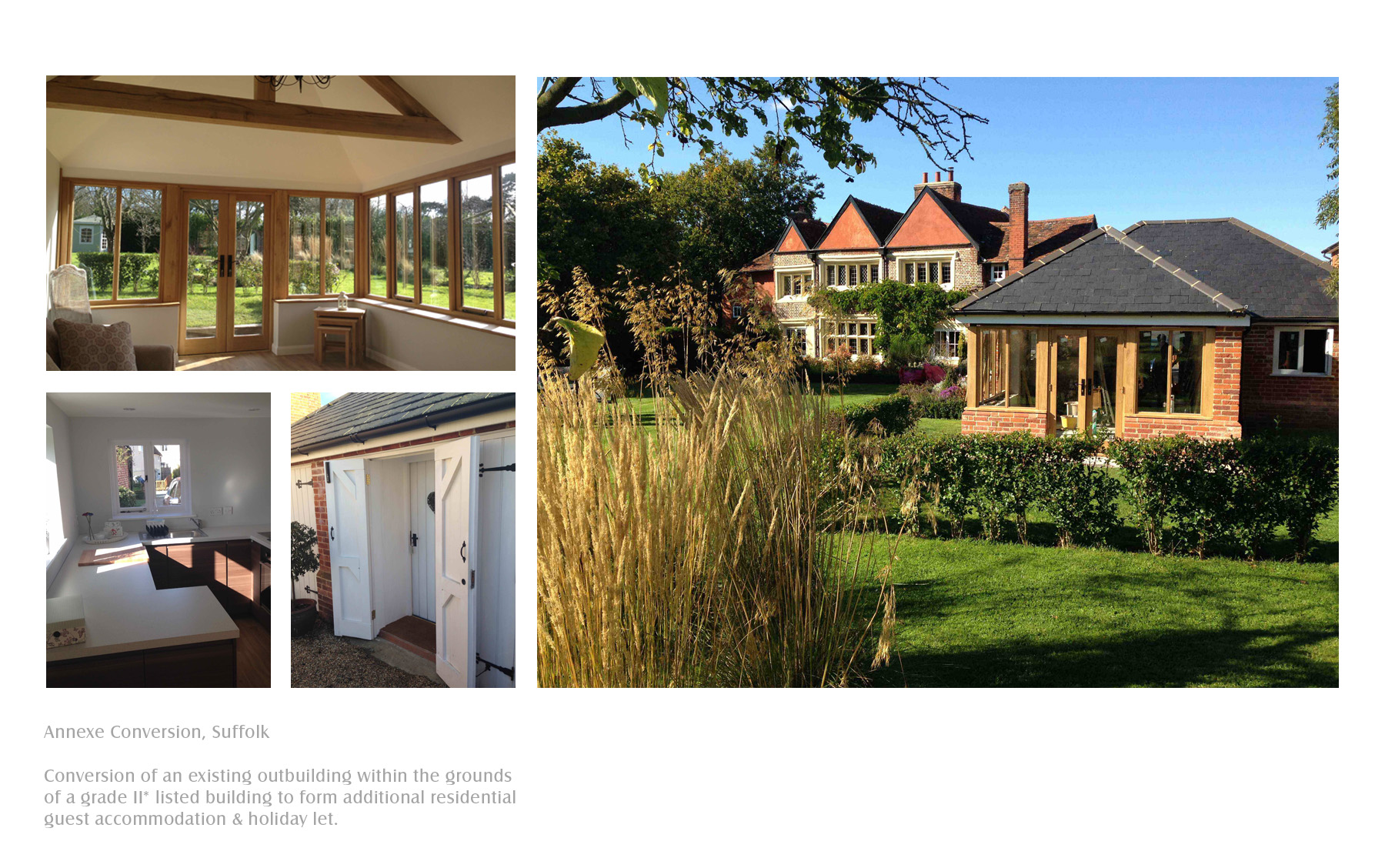 Annexe Conversion, Suffolk